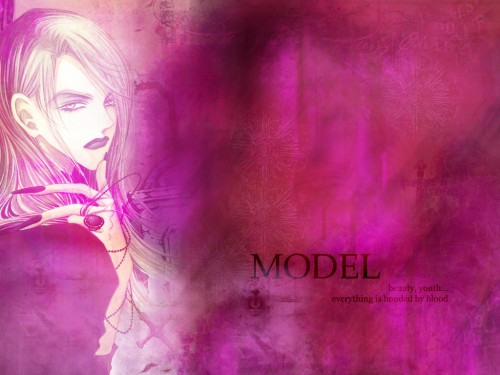 So-Young Lee, Model, Michael Moyers Wallpaper