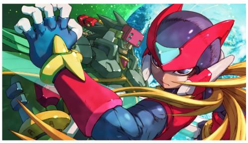 Tetsuno Kyojin, Capcom, MegaMan, Zero (MegaMan), Calendar
