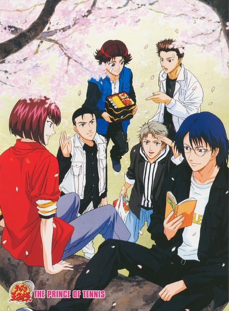 Takeshi Konomi, J.C. Staff, Prince of Tennis, Shuichiro Oishi, Eiji Kikumaru