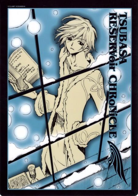 CLAMP, Tsubasa Reservoir Chronicle, Fay D. Flourite, Pencil Board