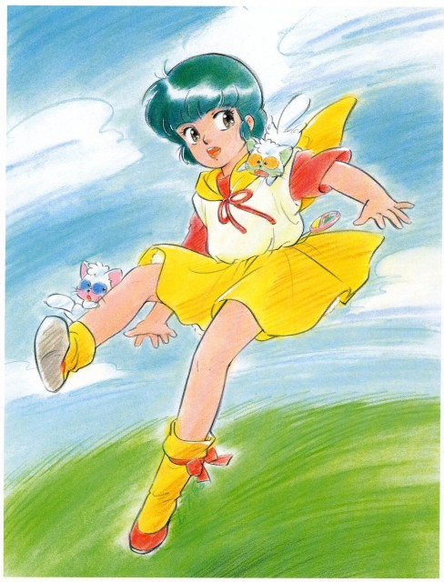 Akemi Takada, Studio Pierrot, Creamy Mami, Yu Morisawa, Posi