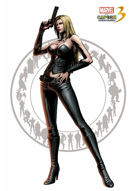 Capcom, Marvel vs Capcom 3, Trish