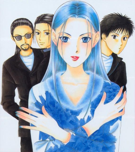 Masami Tsuda, Kare Kano, Manga Cover