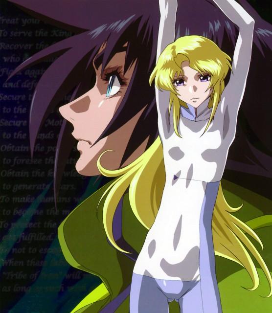 Hisashi Hirai, Xebec, Heroic Age, Deianeira Y Leisha Altria Ol Yunos, Age (Heroic Age)