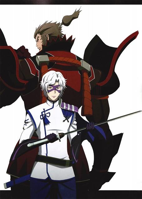 Makoto Tsuchibayashi, Production I.G, Capcom, Sengoku Basara, Hideyoshi Toyotomi (Sengoku Basara)