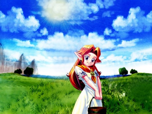 Nintendo, The Legend of Zelda, Malon Wallpaper