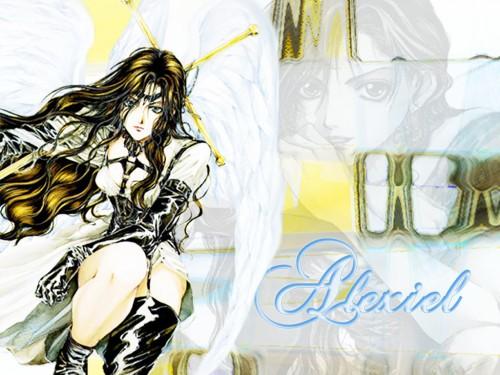 Kaori Yuki, Angel Sanctuary, Alexiel Wallpaper