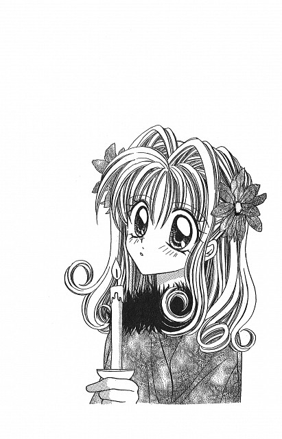Arina Tanemura, Kamikaze Kaitou Jeanne, Maron Kusakabe