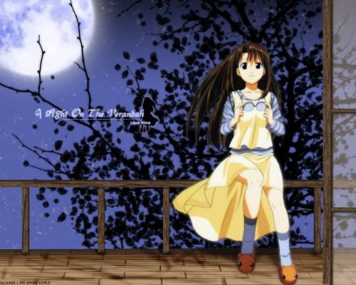 Love Hina, Naru Narusegawa Wallpaper