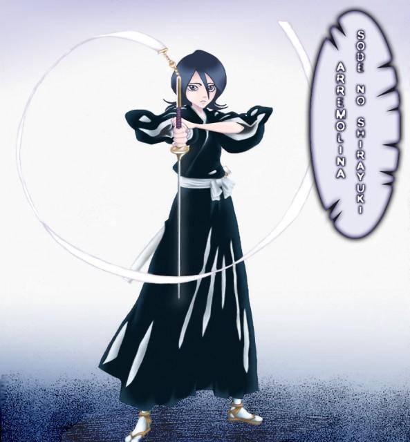 Kubo Tite, Studio Pierrot, Bleach, Rukia Kuchiki, Sode no Shirayuki