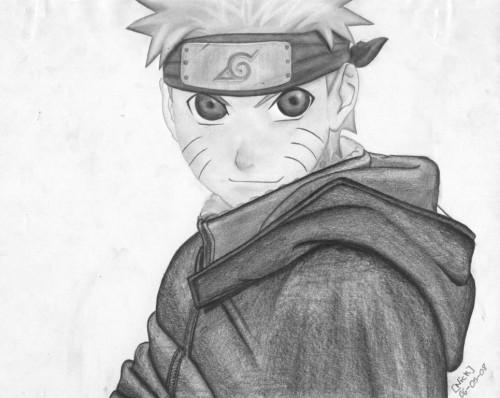 Naruto, Naruto Uzumaki, Member Art
