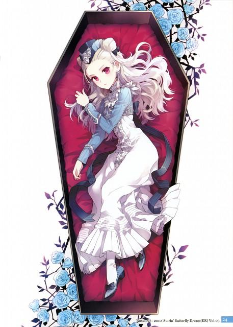 Nardack, Nardack artworks 2008~2010 BUTTERFLY DREAM, Sword Girls, Comic Market 79