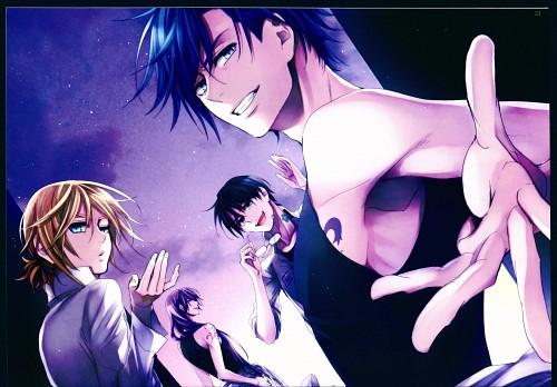 Suzunosuke, Colorful (Suzunosuke), Vocaloid, Kamui Gakupo, Kaito