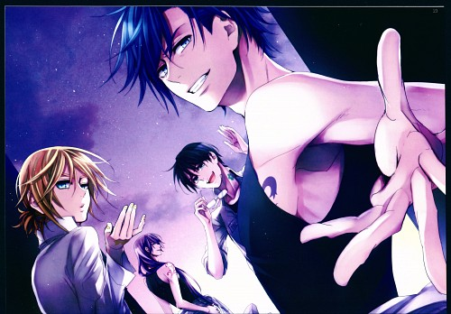 Suzunosuke, Colorful (Suzunosuke), Vocaloid, Kiyoteru Hiyama, Len Kagamine