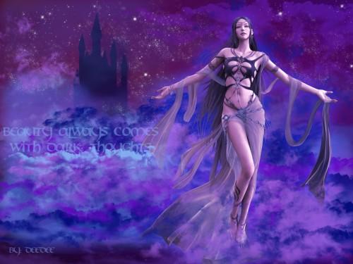 Shaiya - Light and Darkness Wallpaper