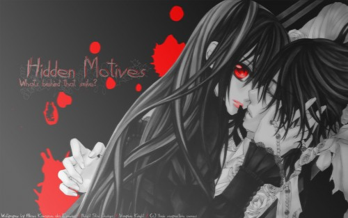 Matsuri Hino, Vampire Knight, Kaname Kuran, Yuuki Cross Wallpaper