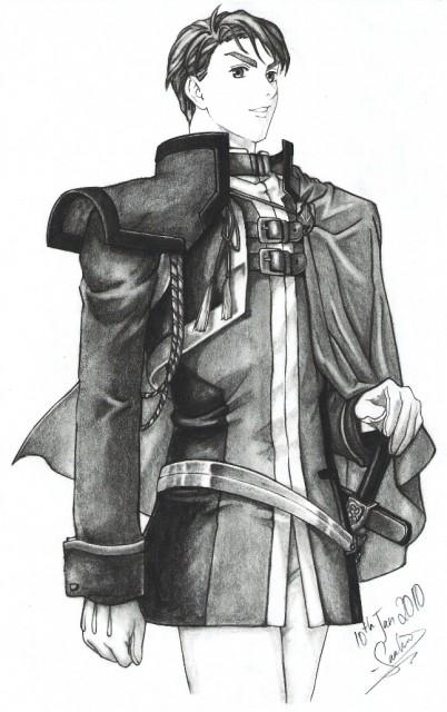Konami, Suikoden I, Camus, Member Art