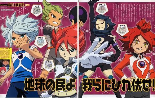 Tenya Yabuno, OLM Digital Inc, Inazuma Eleven, Saginuma Osamu, Fuusuke Suzuno