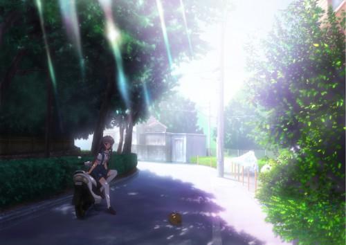 Kyoto Animation, Clannad, Botan (Clannad), Kyou Fujibayashi