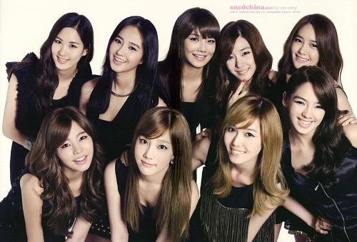 Yoona, Girls Generation, HyoYeon, Tiffany, Jessica