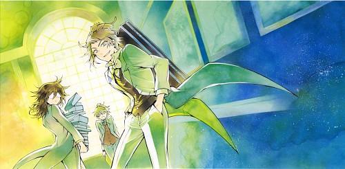 Jun Mochizuki, Xebec, Pandora Hearts, Pandora Hearts ~odds and ends~, Leo Baskerville