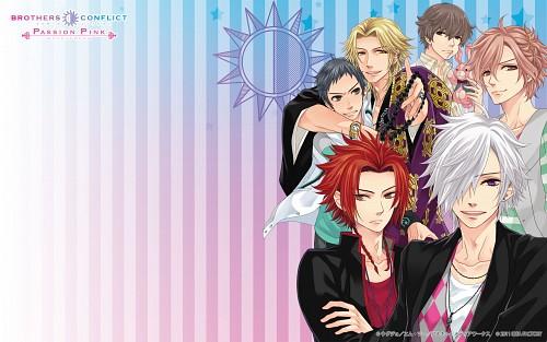 Udajo, Idea Factory, Brothers Conflict, Masaomi Asahina, Futo Asahina
