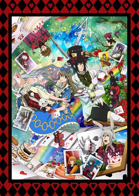 Soumei Hoshino, QuinRose, Asahi Production, Heart no Kuni no Alice, Julius Monrey