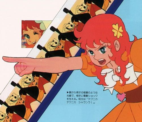 Majokko Megu-chan, Meg Kanzaki