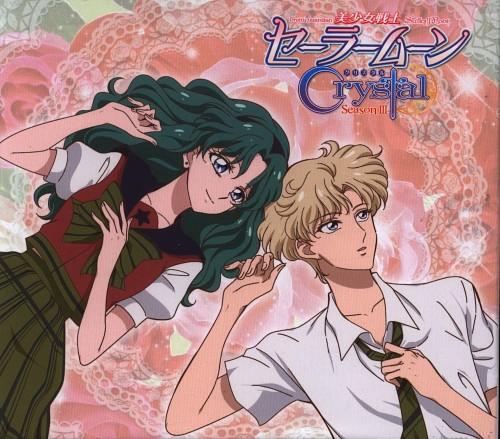 Toei Animation, Bishoujo Senshi Sailor Moon, Michiru Kaioh, Haruka Tenoh