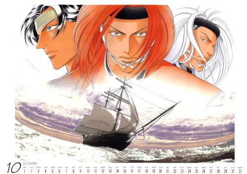 Nitta Youka, Haru wo Daite Ita, Youka Nitta 2005 Calendar, Kyousuke Iwaki, Youji Katou