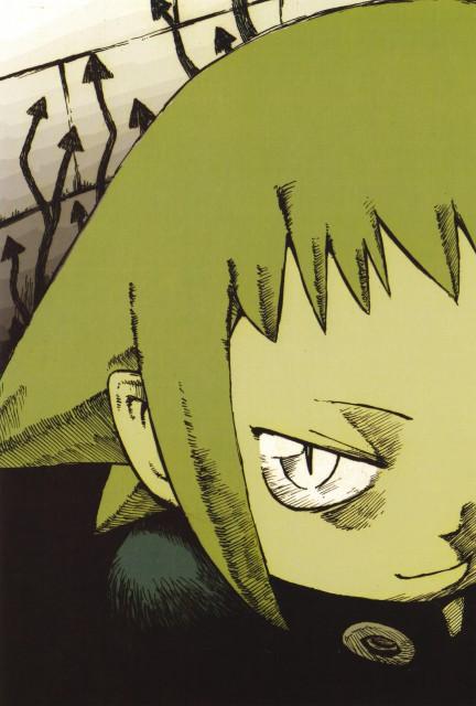 Atsushi Okubo, Soul Eater, Soul Art, Medusa Gorgon