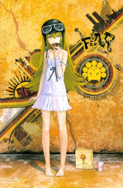 redjuice, Bakemonogatari, EXT: redjuicegraphics works magazine 2009 summer, Shinobu Oshino, Comic Market 76
