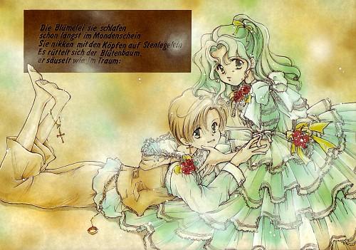 Studio Canopus, Bishoujo Senshi Sailor Moon, Haruka Tenoh, Michiru Kaioh, Stationery