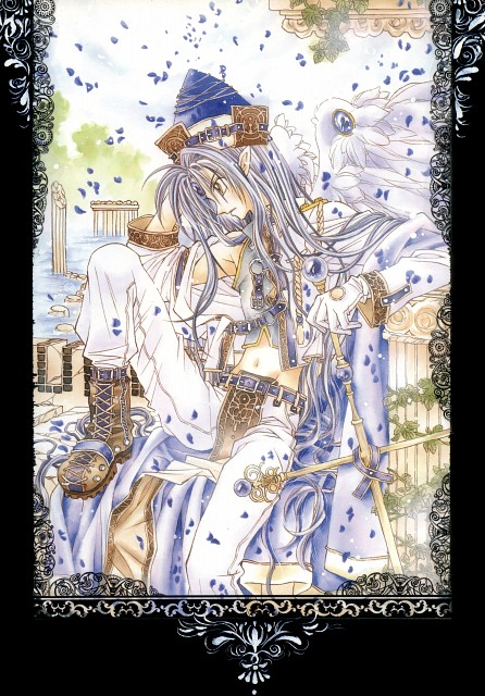 Arina Tanemura, Kamikaze Kaitou Jeanne, Kamikaze Kaitou Jeanne Artbook, Access Time