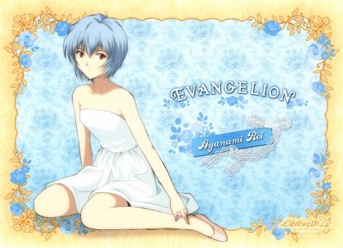 Yoshiyuki Sadamoto, Khara, Gainax, Neon Genesis Evangelion, Rei Ayanami