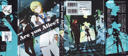Ikumi Katagiri, Are You Alice, White Rabbit (Are You Alice), Alice (Are You Alice), Cheshire Cat (Are You Alice)