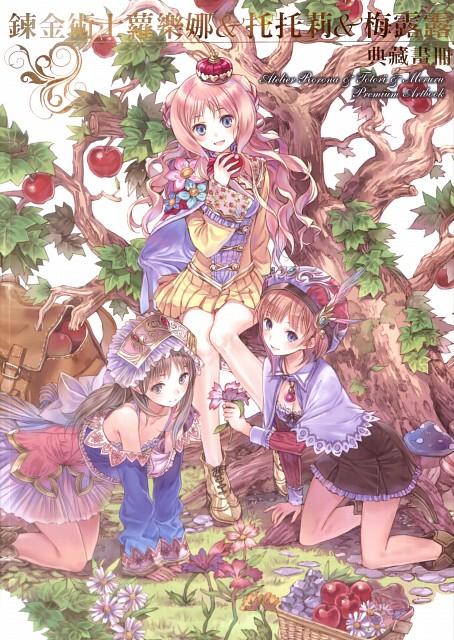 Mel Kishida, Gust, Atelier Totori, Atelier Rorona, Atelier Meruru