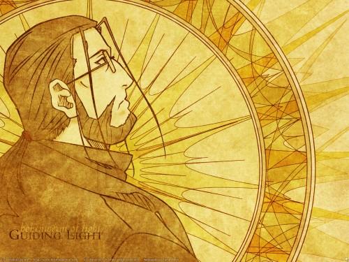 Hiromu Arakawa, BONES, Fullmetal Alchemist, Van Hohenheim Wallpaper
