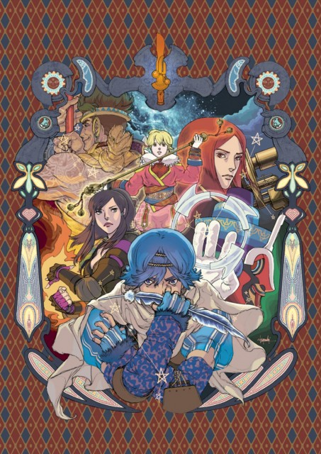 Namco, Baten Kaitos: Eternal Wings and the Lost Ocean