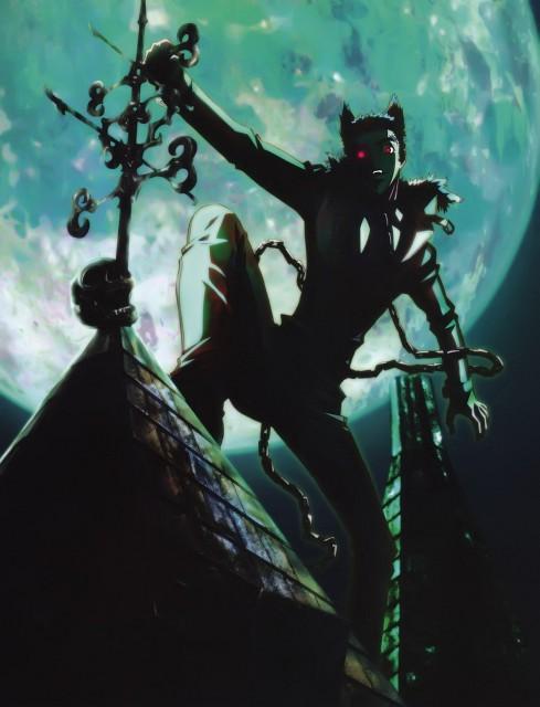 Ryu Fujisaki, Daume, Corpse Demon, Shiki Visual Works, Tatsumi