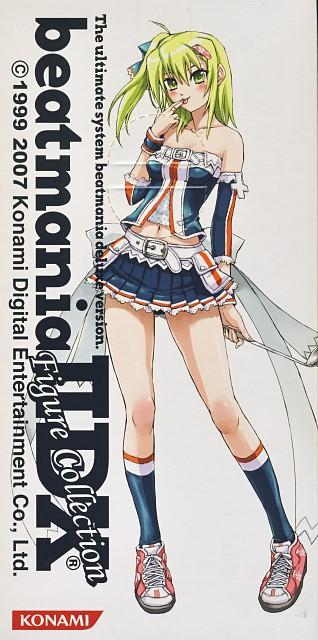 Konami, Beatmania, Erika Kitami