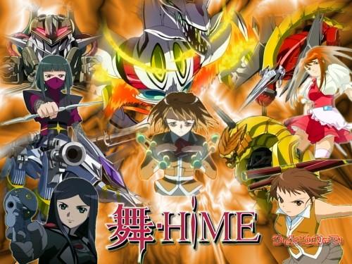Hisayuki Hirokazu, Sunrise (Studio), My-HiME, Gakutenou (My-Hime), Akane Higurashi Wallpaper