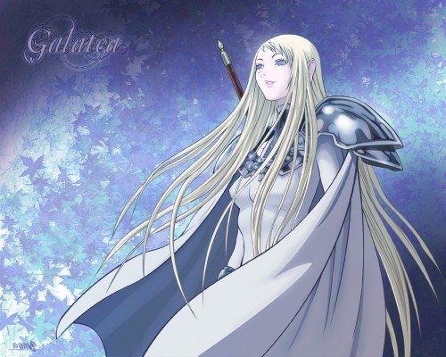 Norihiro Yagi, Madhouse, Claymore, Galatea Wallpaper