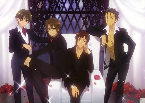 Kyoto Animation, The Melancholy of Suzumiya Haruhi, Taniguchi, Itsuki Koizumi, Kyon