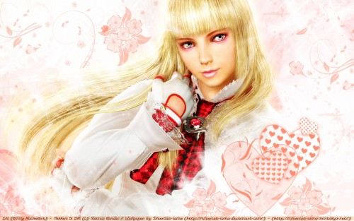 Namco, Tekken, Lili Rochefort Wallpaper