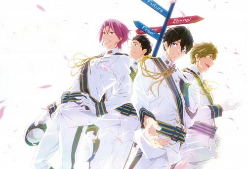 Futoshi Nishiya, Kyoto Animation, Free!, Rin Matsuoka, Makoto Tachibana