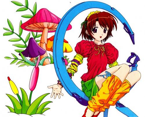 Naoto Tenhiro, Sister Princess, Rin Rin (Sister Princess)