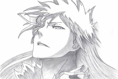 Kubo Tite, Studio Pierrot, Bleach, Hichigo Shirosaki, Member Art