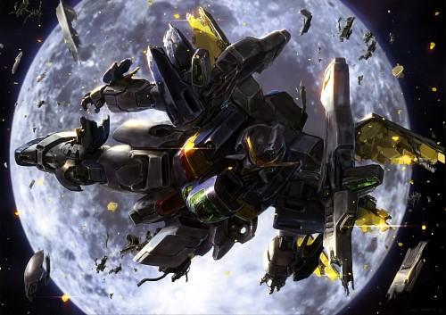 After War Gundam X, Gundam Perfect Files