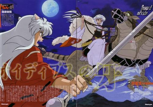 Rumiko Takahashi, Sunrise (Studio), Inuyasha, Sesshoumaru, Inuyasha (Character)